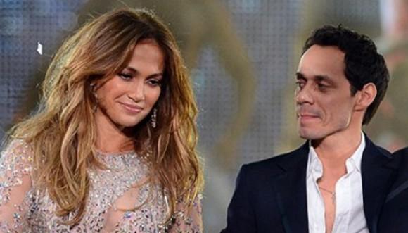 Jennifer López hablará en libro de su divorcio de Marc Anthony