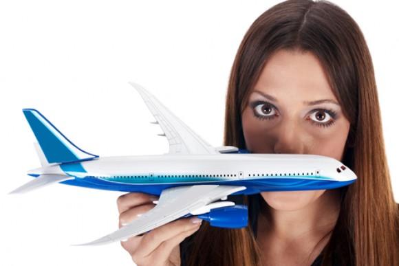 Pierde el miedo a los aviones