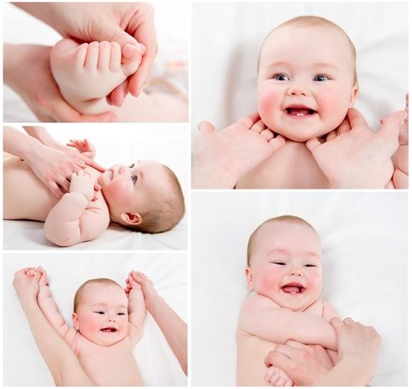 La risa de los bebés, un remedio para la salud