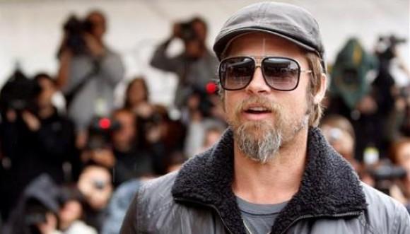 Brad Pitt no quiere usar jabón