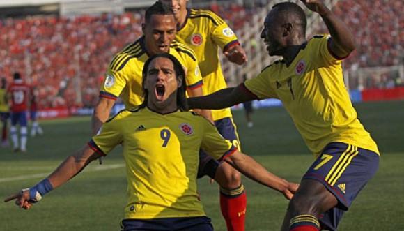 ¡Colombia va al Mundial Brasil 2014!