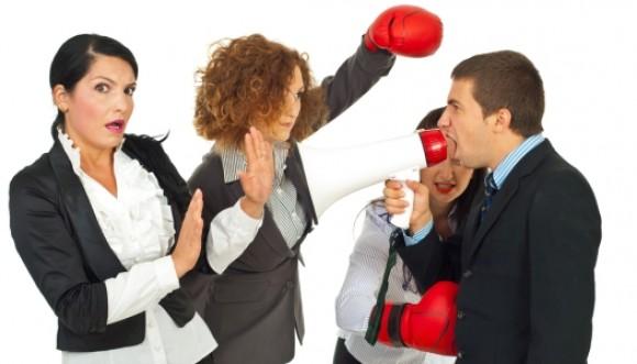 Tema del día: Conflictos laborales