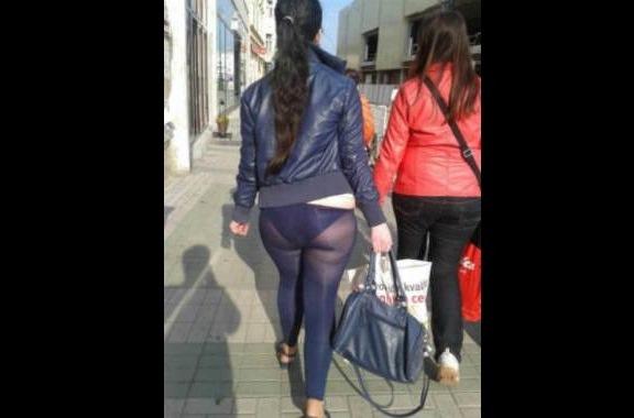 2 - Mídete los leggins antes de comprarlos
