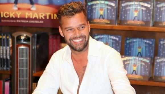 Ricky Martin triunfa en la literatura infantil