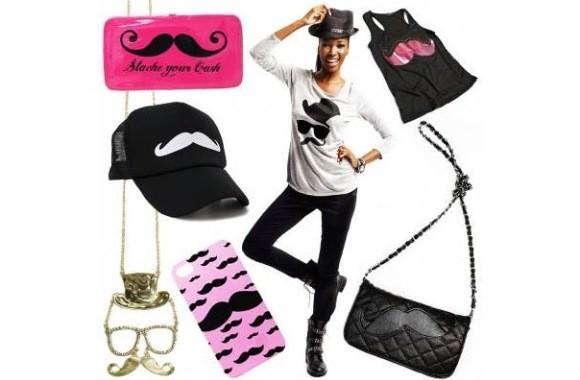 Una moda sacada de los bigotes