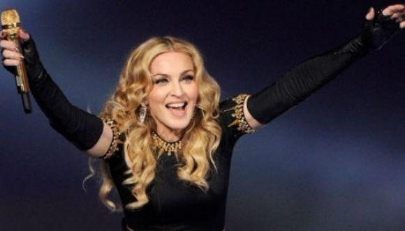 Madonna en la cima según Forbes en el 2013