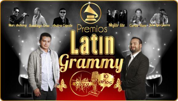 Especial de los sábados: nominados al Latin Grammy