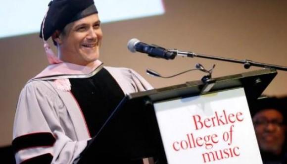 Alejandro Sanz, Honoris Causa por la Universidad de Berklee