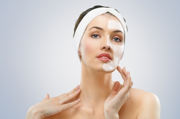 Limpieza facial en tu casa