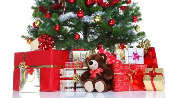 Compre sus regalos de Navidad con tiempo