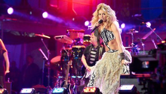 Shakira no quiere ir a Viña del mar