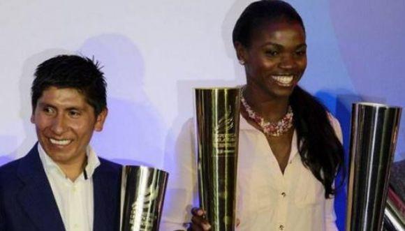 Los ganadores del deportista del año