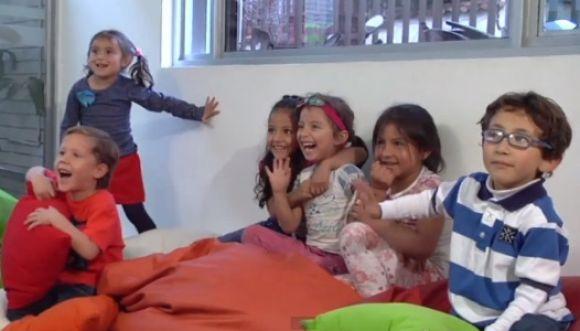 Los niños también confían en Vibra