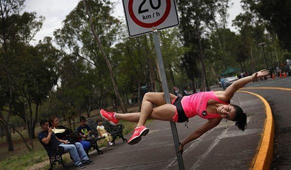 Workout lifestyle, la nueva moda rusa en parques