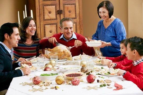 Disfruta de la navidad sin aumentar de peso