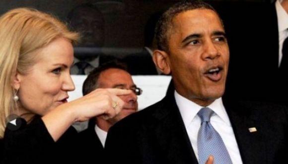 Fotos: Michelle Obama ¿celosa?
