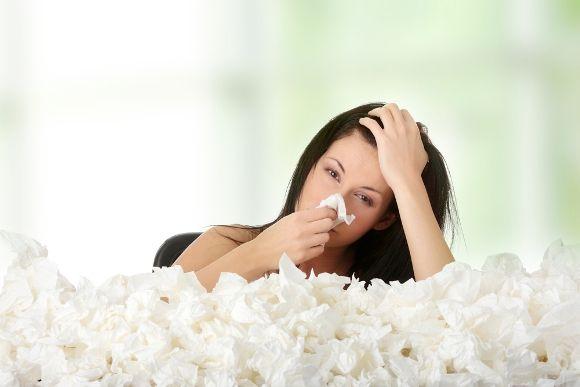 Trucos y remedios para combatir la gripa