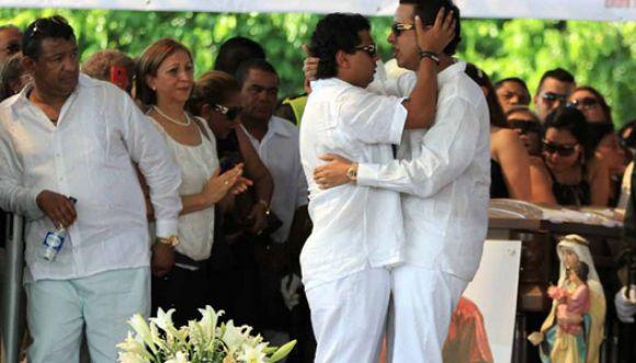 El vallenato despidió a Diomedes Díaz