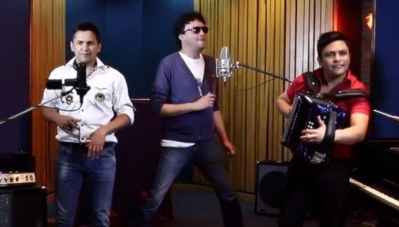 Jorge Celedón estrenó canción al lado de Andrés Cepeda