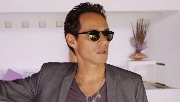 """Marc Anthony estrena el vídeo de """"Cambio de piel"""""""
