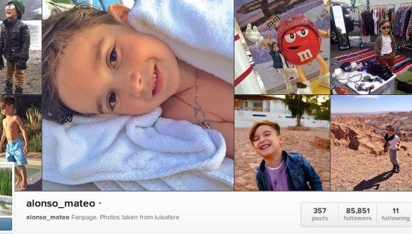 Conoce al niño con más estilo de Instagram
