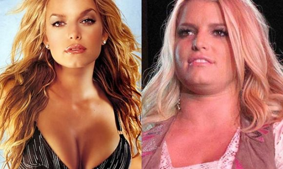 Los famosos que subieron de peso