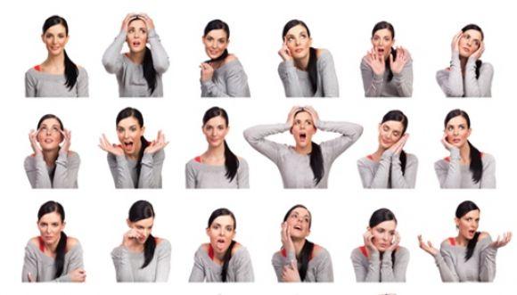 Reacción del cuerpo frente a distintas emociones