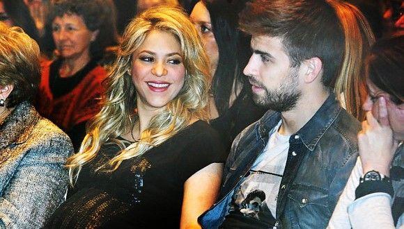 "Shakira dice: ""estar embarazada me ayudaba a componer"""