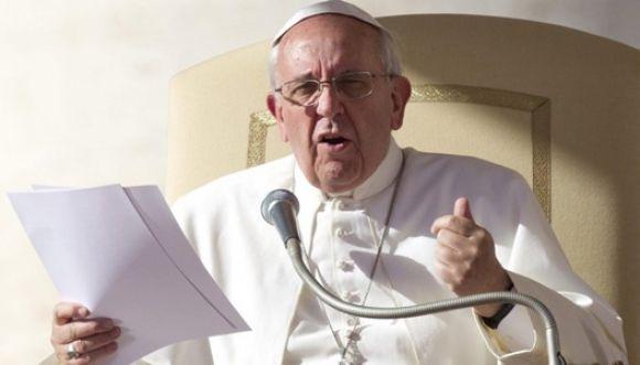 """Papa: """"No reciten el credo como papagayos"""""""