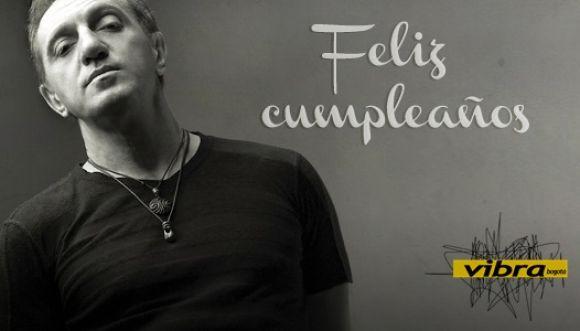 ¡Cumpleaños feliz! Franco De Vita celebra su 60 aniversario