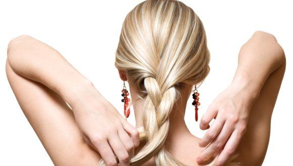 5 peinados fáciles para la escuela o el trabajo
