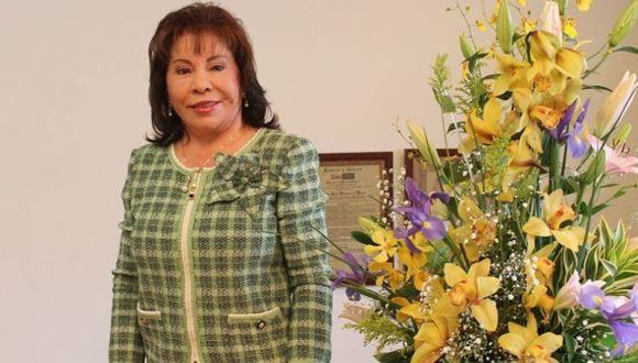 Maria Luisa Piraquive en el ojo del huracán