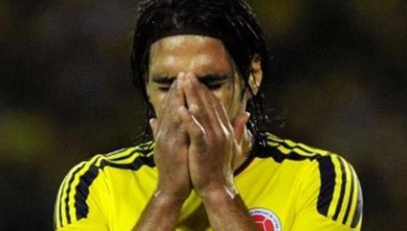 """""""Tengo el corazón destrozado"""": Falcao García"""