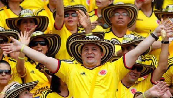 De nuevo Colombia es el país más feliz