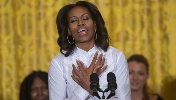 Michelle Obama, así celebrará sus 50 años
