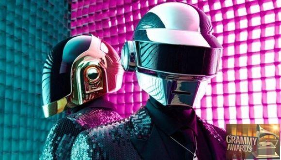 Daft Punk triunfó en una noche para el recuerdo
