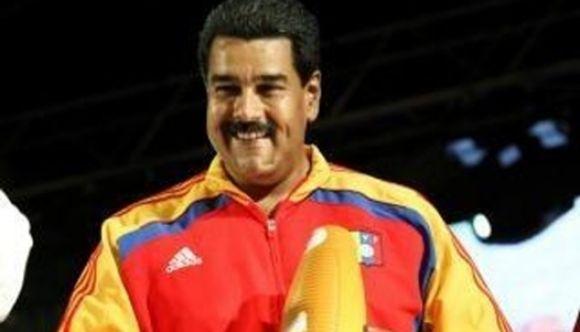 Nicolás Maduro ya tiene su baile