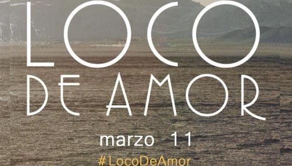 """""""Loco de Amor"""", así se llamará el nuevo disco de Juanes"""