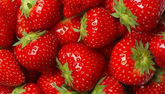 Reduce el colesterol con ayuda de las fresas