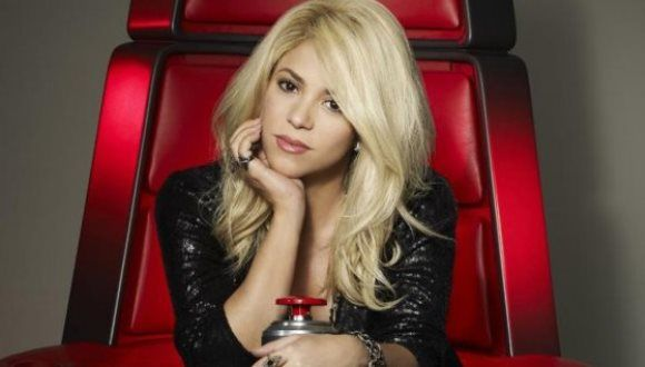 "Shakira, lista para la batalla en ""The Voice"""