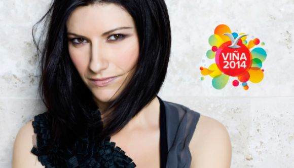Laura Pausini enamoró al público en Viña del Mar