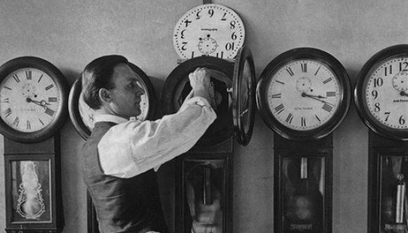 Tema del día: ¿En qué labor de tu vida diaria pierdes tiempo?
