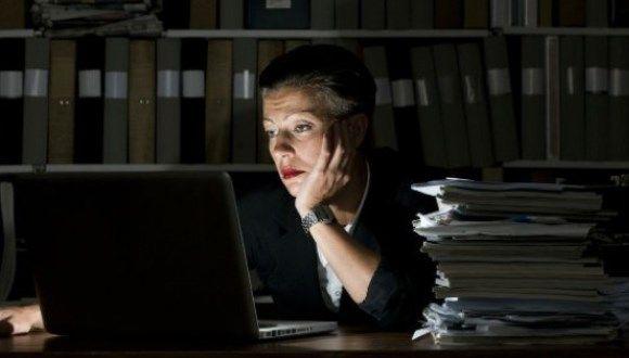 Trabajar de noche puede ser peligroso