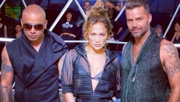 "Se unen Wisin, Jennifer Lopez y Ricky pura ""Adrenalina"""