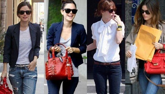¡Si se puede vestir elegante con jean!