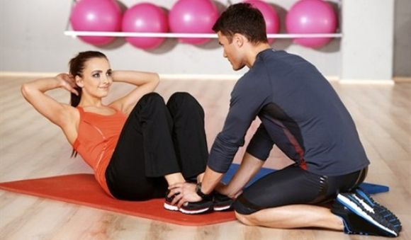 Ejercítate en pareja para generar mayor intensidad