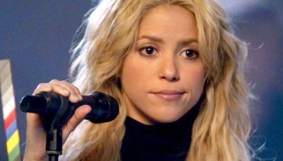 Dura crítica en contra de Shakira