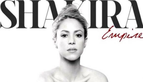 """Shakira estrena la canción """"Empire"""""""