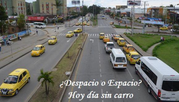 Día sin carro hoy en la capital