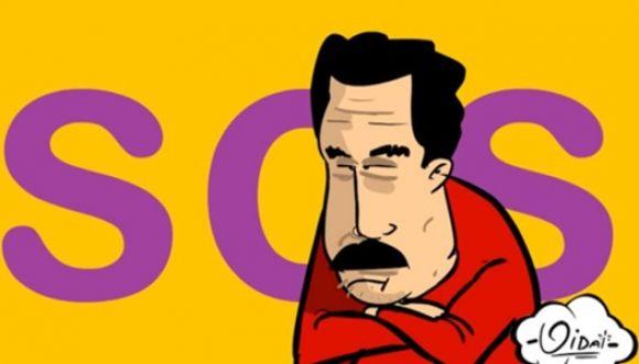 """El rap de Nicolás Maduro: """"Vos no SOS Venezuela"""""""